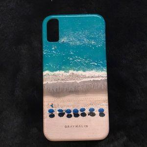 Gray Malin iPhone XR case. Brand new